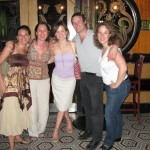 Director Jen Bender, Singer Julie Foldici, Drummer Michael Croiter and Composer & pianist Zina Goldrich